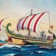 ACAD14207 - 1:72 Scale - Roman Warship (Circa BC 50)