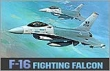 ACAD4436 - 1:144 Scale F-16 Fighting Falcon