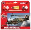 AIRFA55111 - 1:72 Scale - Hawker Hurricane Mk.I Starter Set