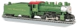 BACH50402 - HO Scale - USRA 0-6-0 With Tender - Smokey Mountain #99