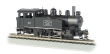 BACH52103 - HO Scale - 0-6-0 Side Tank (DCC) - Midwest Quarry and Mining Co. #12