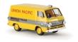 BREK34359 - 1:87 Scale - Dodge A100 Van - Union Pacific