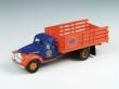 "MINI30376 - 1:87 Scale - '41/46 Chevrolet Stake Bed Truck - ""Gulf Oil Company"""