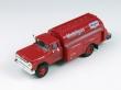MINI30419 - 1:87 Scale - '60 Ford Tank Truck - Mobil Gas