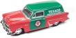 MINI30503 - 1:87 Scale - 53' Ford Sedan Delivery - Texaco Salesman's Car