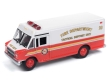 MINI30544 - 1:87 Scale - 1990's GMC Step Van - Fire Department Support Unit
