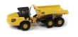 CLASTC101 - 1:87 Scale - Heavy Duty Dump Truck - Yellow