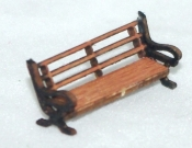 HO Scale - Bench 3 - Kit