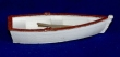 CKM327 - HO Scale - Rowing Boat