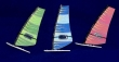 CKM328 - HO Scale - Wind Surfers