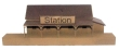CKM147 - HO Scale - Old West Station
