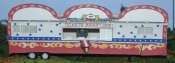 1:87 Scale - Circus Ticket Office - Kit