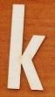CKMC9K - Lower Case Font 1 - k
