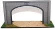 CKM98 - HO Scale - Double Track Tunnel Entrance 2
