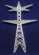 CKM172 - HO Scale - Electricity Pylon