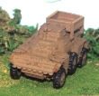 CKM72-20 - 1:72 Scale - Ferret MK1/2 - Built Up