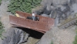 CKM74 - HO Scale - Foot Bridge