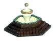 CKM347 - HO Scale - Fountain
