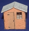 CKM204 - HO Scale - Garden Shed 1