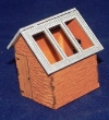 CKM217 - HO Scale - Garden Shed 3