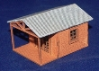 CKM219 - HO Scale - Garden Shed 5