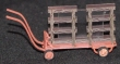 CKM72-16 - 1:72 Scale - Glass Carrying Horse Drawn Wagon - Kit