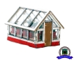 CKM383 - HO Scale - Green House