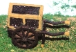 CKM113 - HO Scale - Hand Cart 1 - Kit