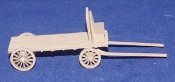 1:87 Scale - Horse Drawn Flatbed - Kit