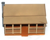 HO Scale - Old West Home Stead