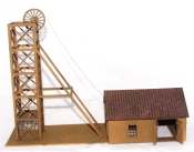 HO Scale - Old West Mine