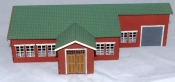 HO Scale - Residential House
