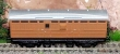 CKM305 - HO Scale - 4 Wheeled Brake Van - Kit