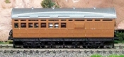 HO Scale - 4 Wheeled Combo Van - Kit