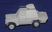 1:87 Scale - Land Rover Shorland - Version 1 - Built Up