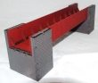 CKM99 - HO Scale - Single Track Railway Bridge 2