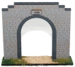 CKM104 - HO Scale - Single Track Tunnel Entrance 3