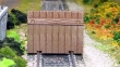 CKM318 - HO Scale - Sleeper Built Buffer Stop - Unpainted