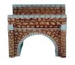 CKM344 - HO Scale - Single Track Stone Bridge