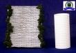 CKM374 - HO Scale - Textured Roller - Hexagonal Stones