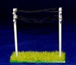CKM332 - HO Scale - Utility Poles - 5 Pack
