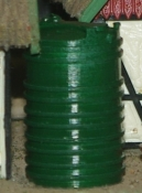 HO Scale - Large Water Tank