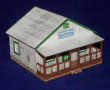 CKM286 - HO Scale - Mona Cottage - Pilgrim's Rest