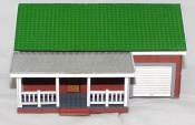 HO Scale - Residential House 2