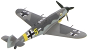 "EASY37255 - 1:72 Scale - BF109G-2 ""VI/JG51 1942"" - Built Up"
