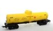 FRAT2583 - HO Scale - SAR Yellow Jet Fuel Tanker - #38-036 729