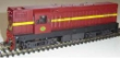 FRAT3163 - Class 31 SAR diesel # 31 102 - HO (Powered)