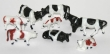 CKMF3 - HO Scale - Assorted Cattle