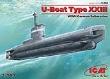 ICMS004 - 1:144 Scale - U-Boat Type XXIII
