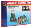 LIFE433-1338 - HO Scale - Western Homestead
